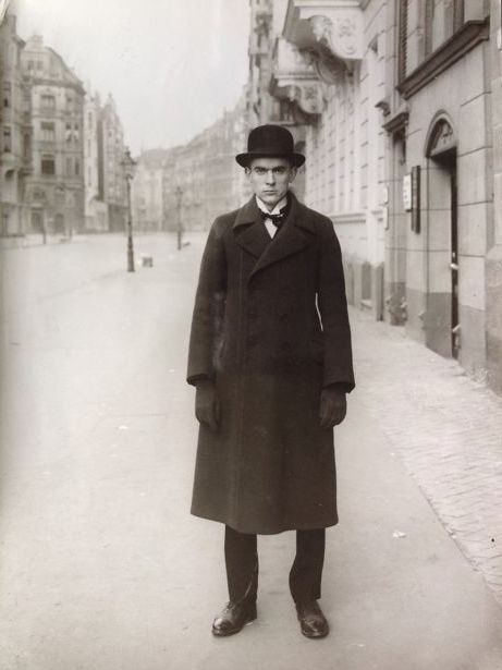 August Sander (1876-1964) - 'The Cologne Painter, Anton Raderscheidt', 1927