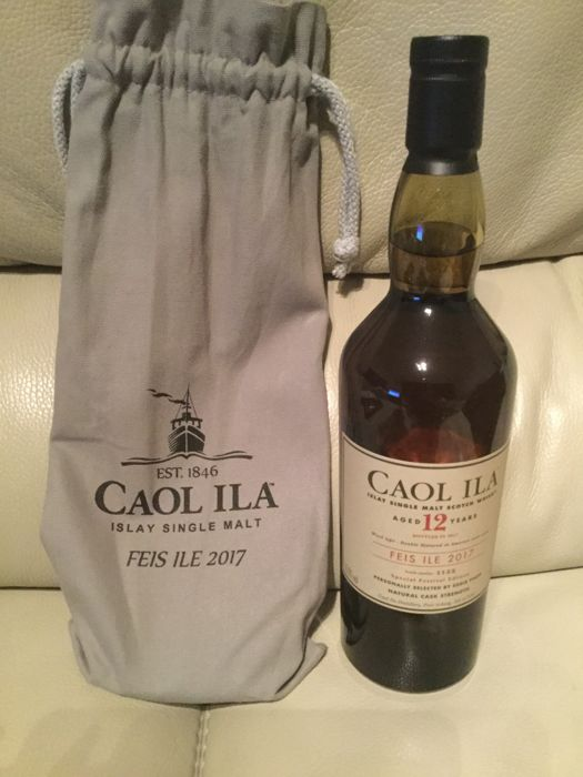 Caol Ila - Feis Ile 2017 - 12 years old