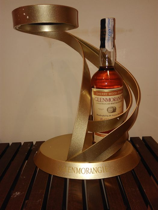 Glenmorangie sherry wood with zest decanter