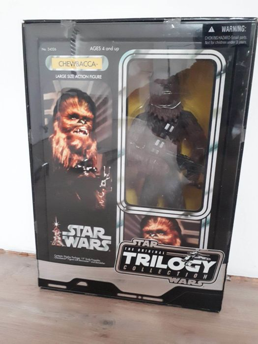 Chewbacca - 15 inch Original Trilogy Collection - (2004)