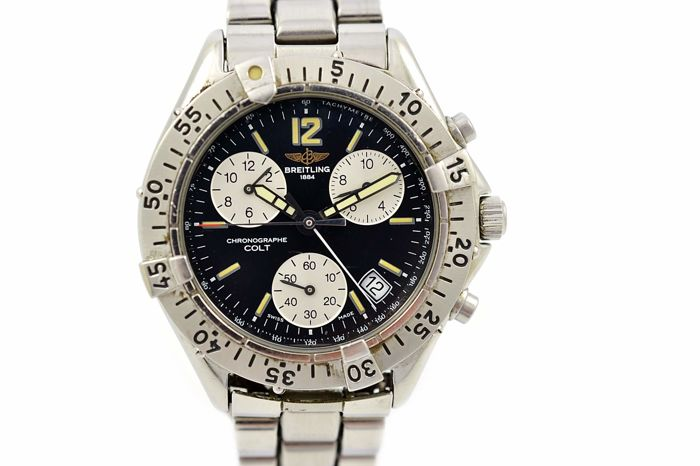 Breitling - Colt Chronograph - A53035  - Heren - 1990-1999