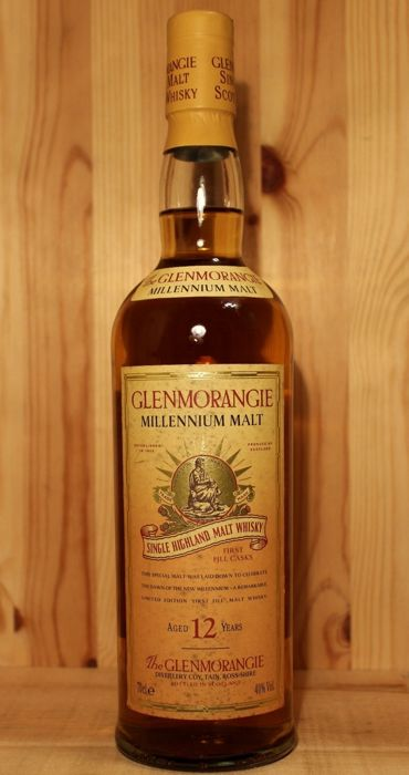 Glenmorangie Millennium Malt 12 years old