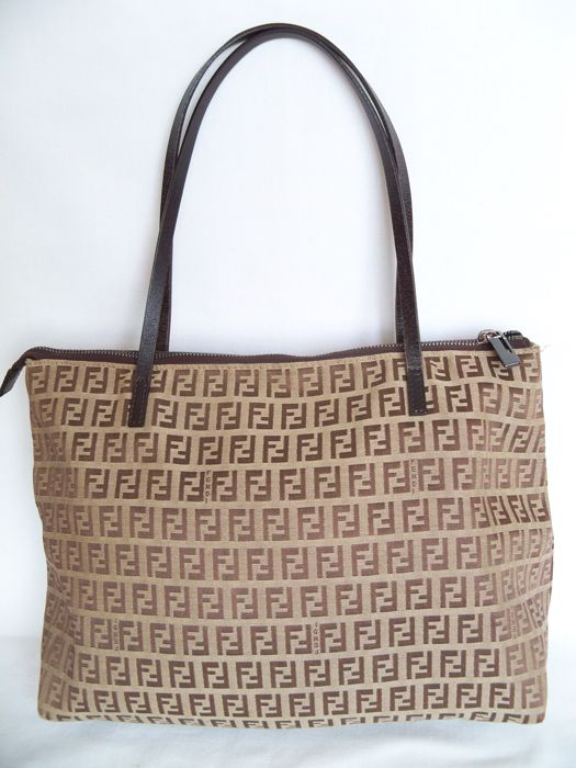 Fendi - Shopping Tote Bag - *No Minimum Price*