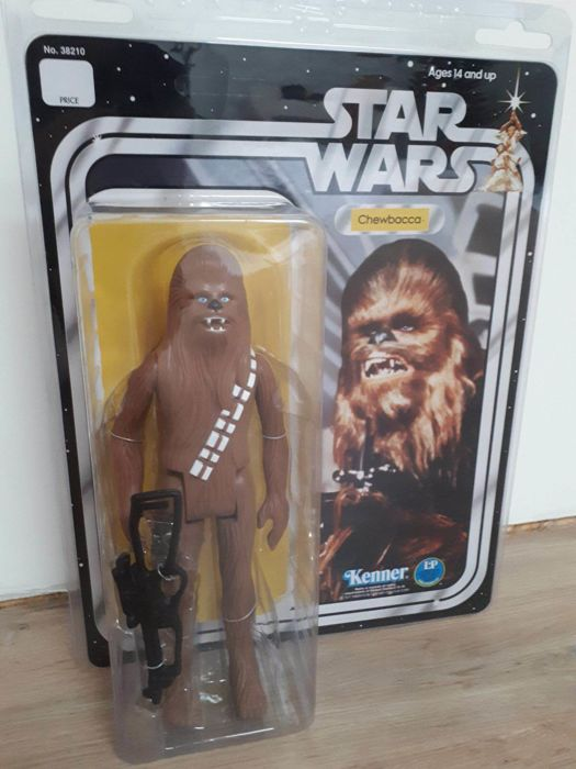 Chewbacca - Jumbo Gentle Giant figure - (2011)