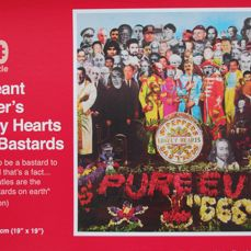 Pure Evil - Sergeant Pepper's Lonely Hearts Club Bastards