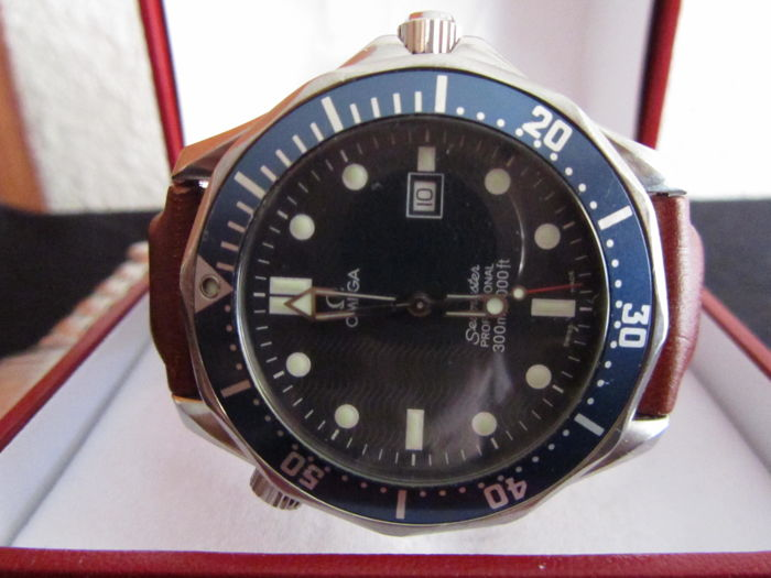 Omega - Seamaster Professional - 196.1523 cal. 1538 - Heren - 2000-2010