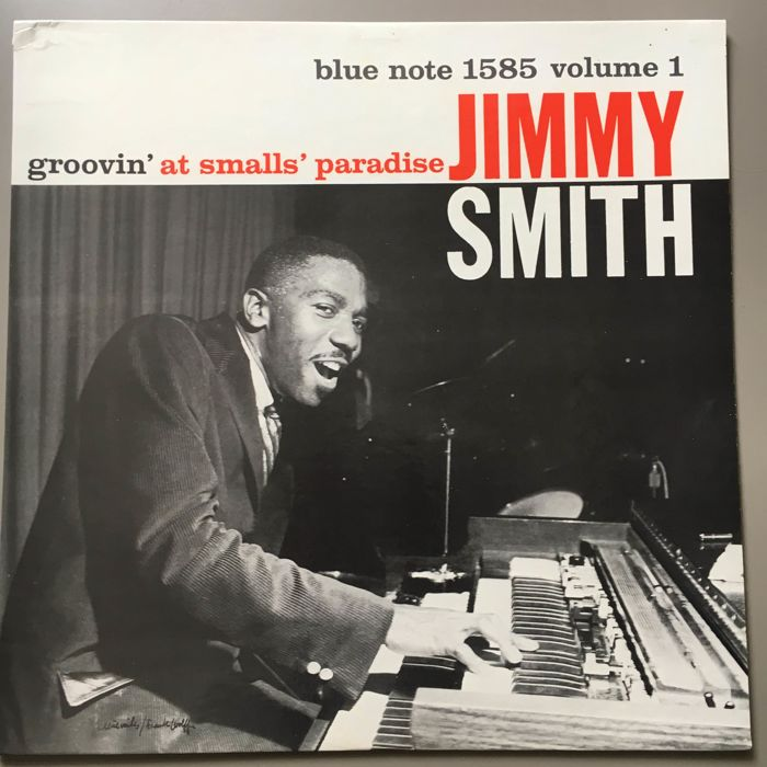 Jimmy Smith – Groovin' At Smalls' Paradise Volume 1