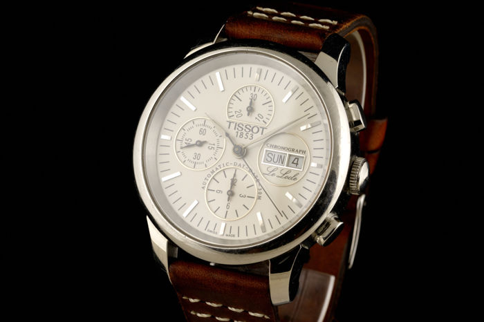 Tissot -  Le Locle Chronographe Automatic Day Date - Heren - 2000-2010