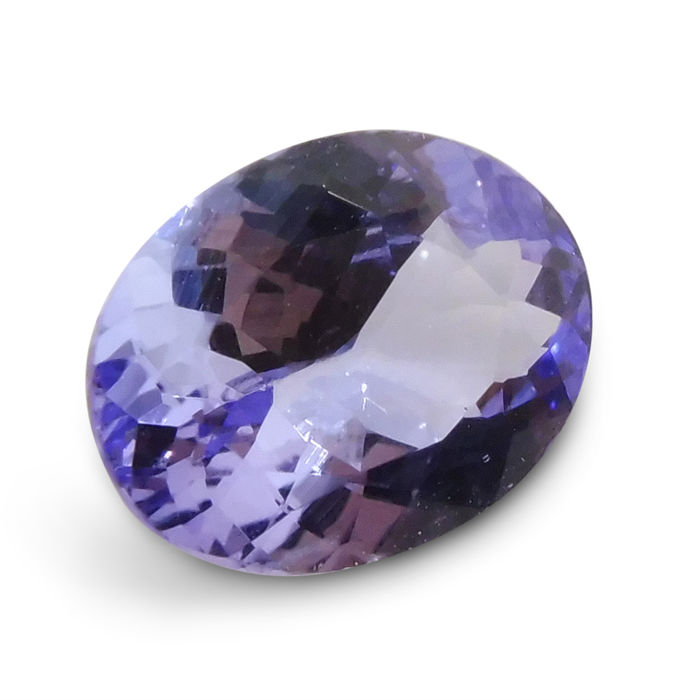1.63 ct - Tanzanite  - No Reserve Price
