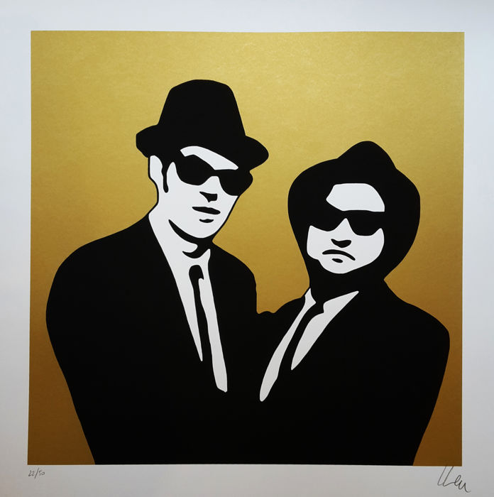 Marco Lodola - Blues Brothers