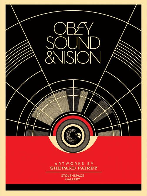 Shepard Fairey (OBEY) - Obey Sound And Vision