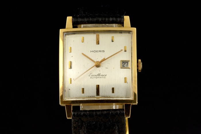 Moeris  - Excellence Automatic  - Heren - 1990-1999