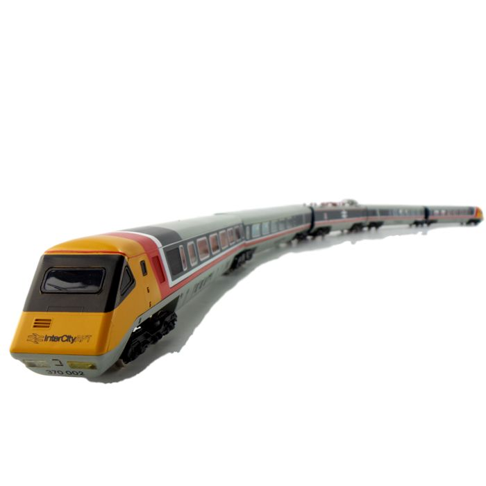 Hornby 00 - R794 - Treinstel - 5-Delige InterCity APT Class 370 'City of Derby' - British Rail