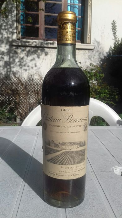 1937 Chateau Bouscaut, Graves Grand Cru Classé - 1 bottle