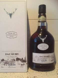 Dalmore 1974 - 32 years old - single sherry cask 504 - OB