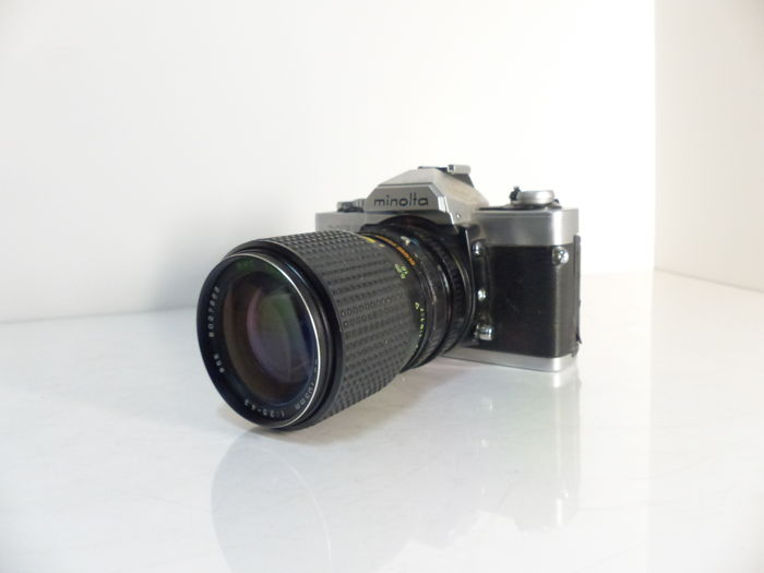 minolta XG9 with tokina 35-105 mm