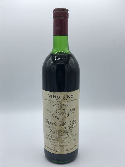 1966 Vega Sicilia Unico GR - 1 bottle (75cl)