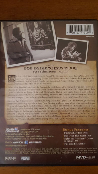 A lot of 21 great Bob Dylan DVD's in 19 boxes  - Catawiki