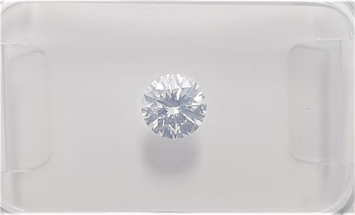 0.40ct Natural Round Brilliant Cut Diamond E SI1 3EX - No Reserve!