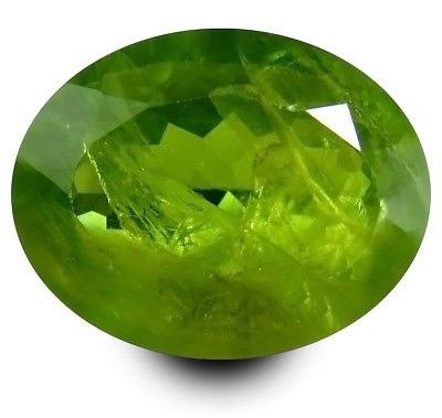 Peridot - 9.75 ct - no reserve price