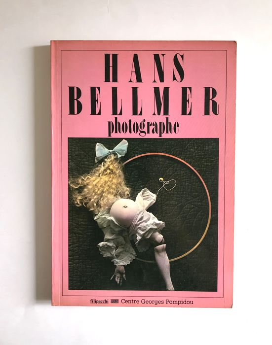 Hans Bellmer - Photographe - 1983