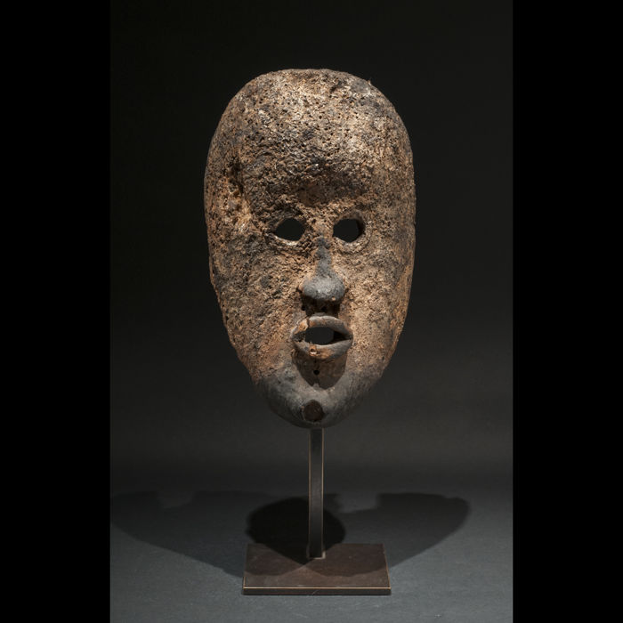 Ancient mask - DAN - Ivory Coast