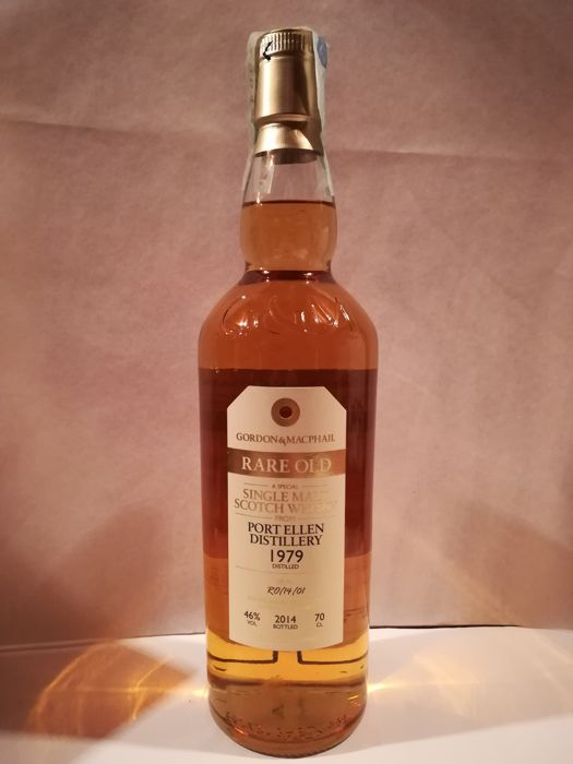 Rosebank Distillery 1990 bottled 2014 - Gordon&MacPhail Rare Old