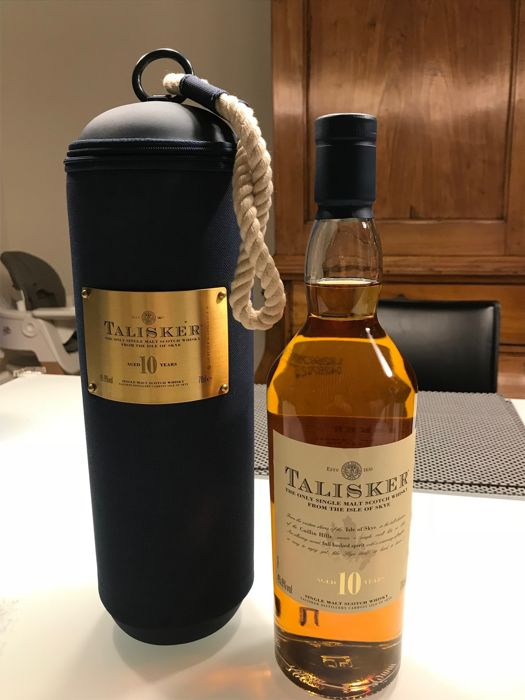 Talisker 10 years old RNLI edition