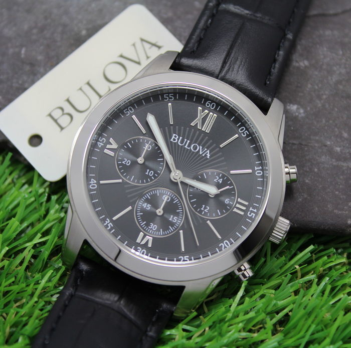 Bulova - Luxury Sports Chronograph - Heren - 2011-heden