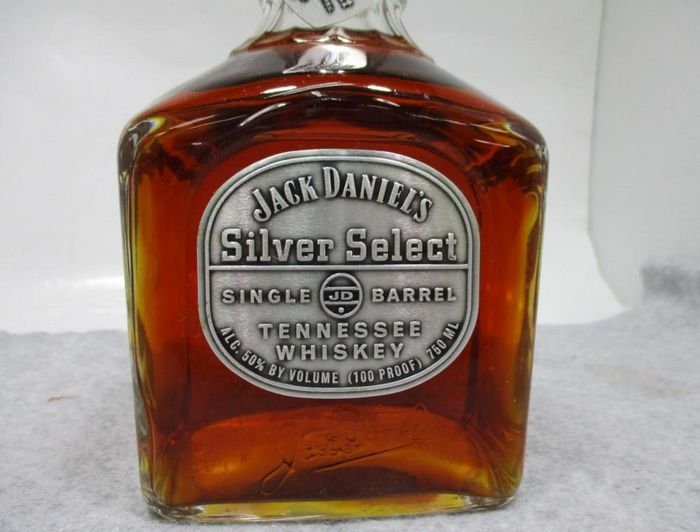 Jack Daniel S Silver Select Single Barrel 1st Edition Catawiki