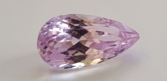 Fancy Pink Kunzite - 14.79 ct
