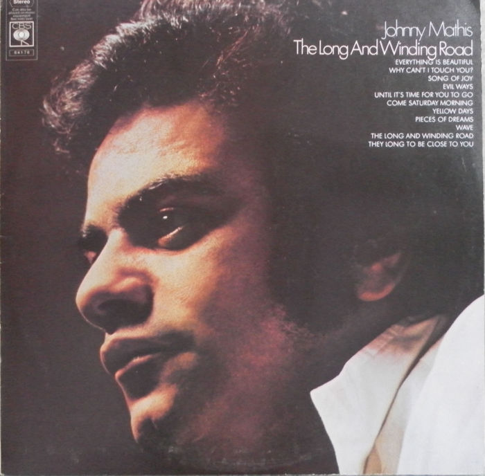 The Johnny Mathis Treasury - 14 LP\'S - One 2 LP Set and a 5 LP Box ...