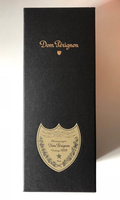 2009 Dom Perignon Vintage Brut - 1 bottle in original Box unopened