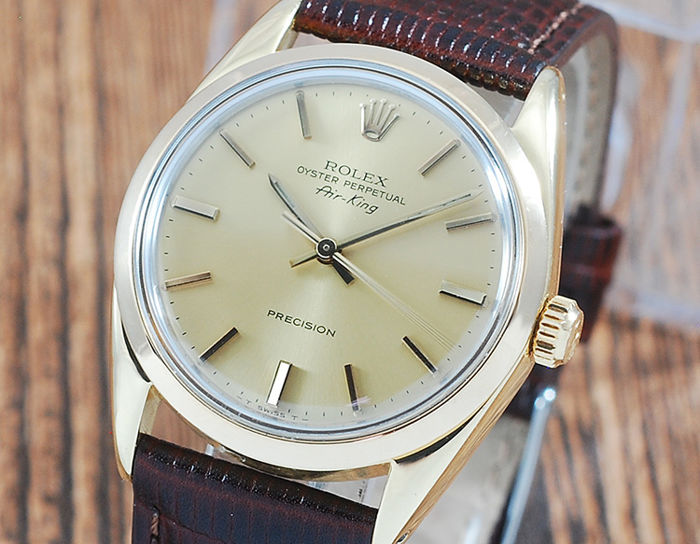 Rolex - Oyster Perpetual Air-King - 5520 - Heren - 1980-1989
