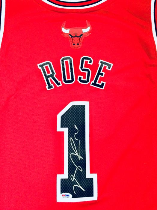 detailed look a4388 c989f d rose jersey authentic
