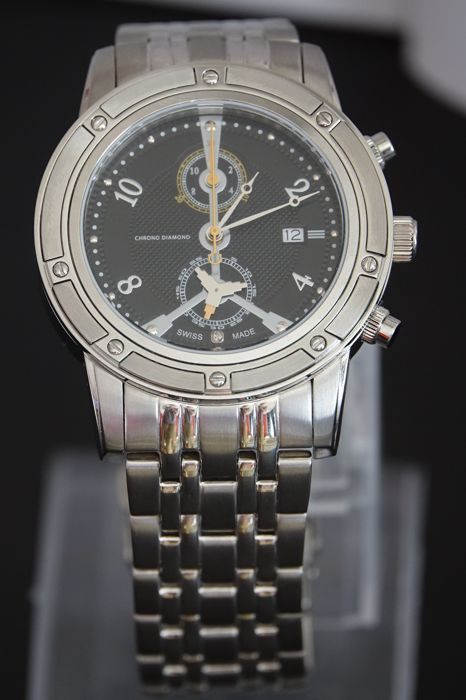 Chrono Diamond - Achilles Limited 0122/3000 - 11700 - Heren - 2011-heden