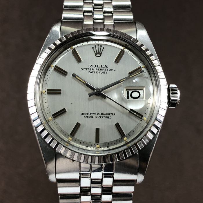 Rolex - Oyster Perpetual Datejust - Ref.1603 - Men - 1970-1979