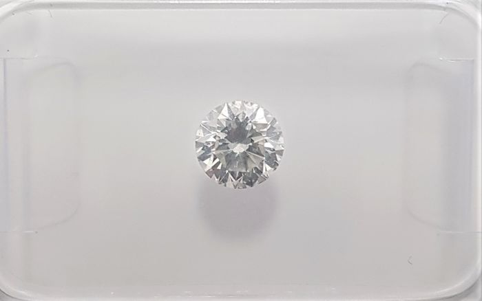 0.40ct Natural Round Brilliant Cut Diamond G VS2 3VG - No Reserve!