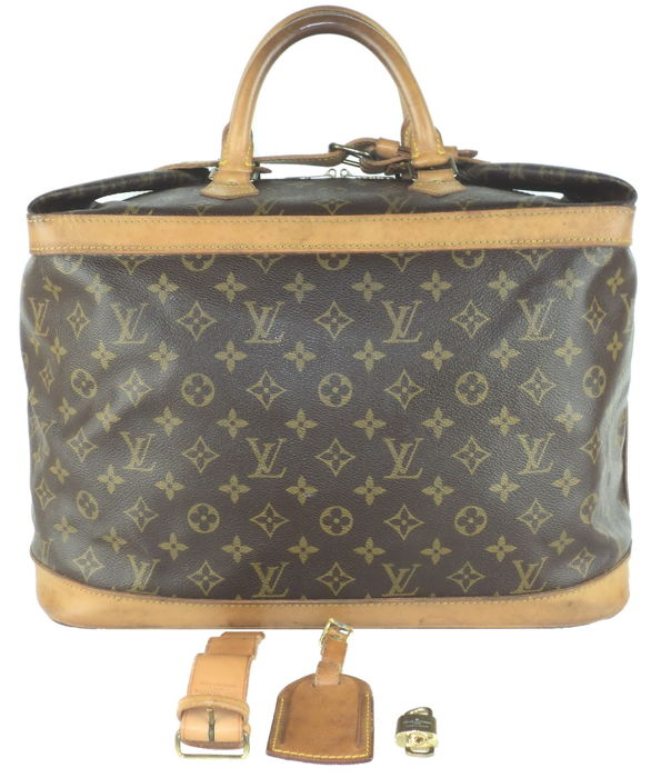 Louis Vuitton - Monogram Cruiser 40 Reistas - Vintage