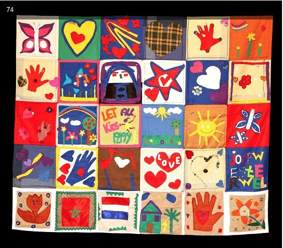 Art - Handmade Tapestries: Benefit of War Child-NL-No 16
