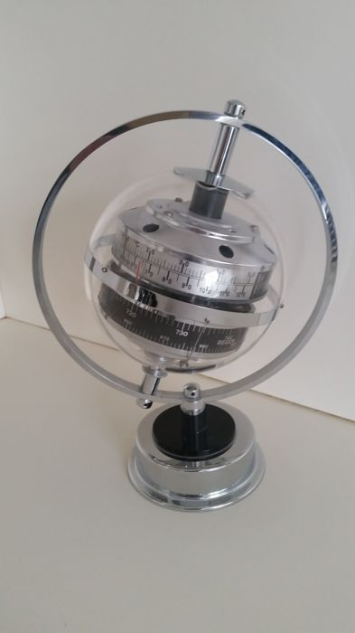 Special Sputnik weather station from West Germany