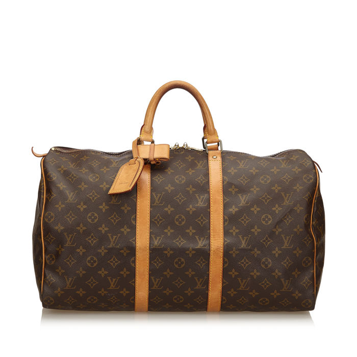 Louis Vuitton - Monogram Keepall Bandouliere 50