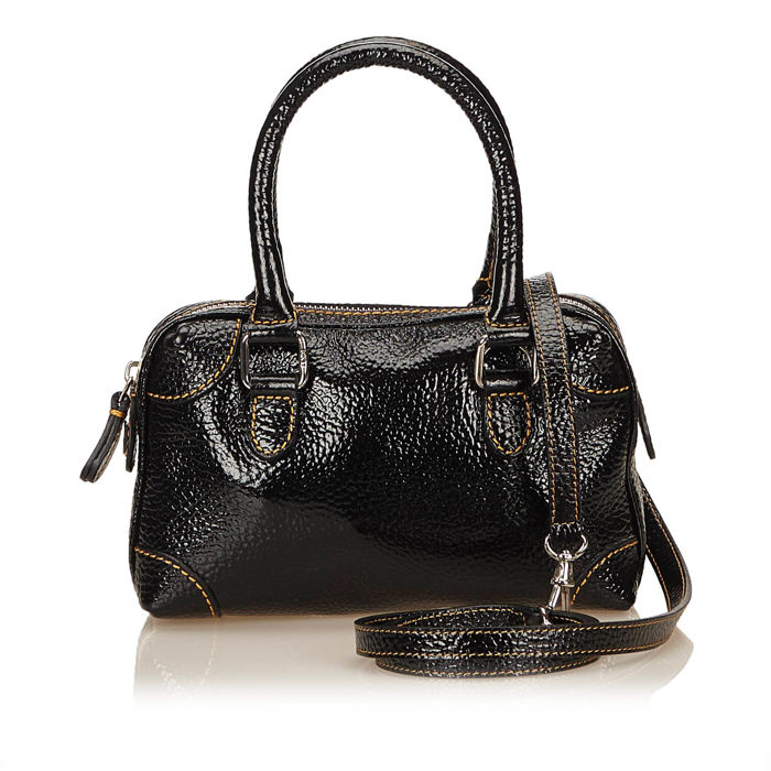 Fendi - Patent Leather Handbag
