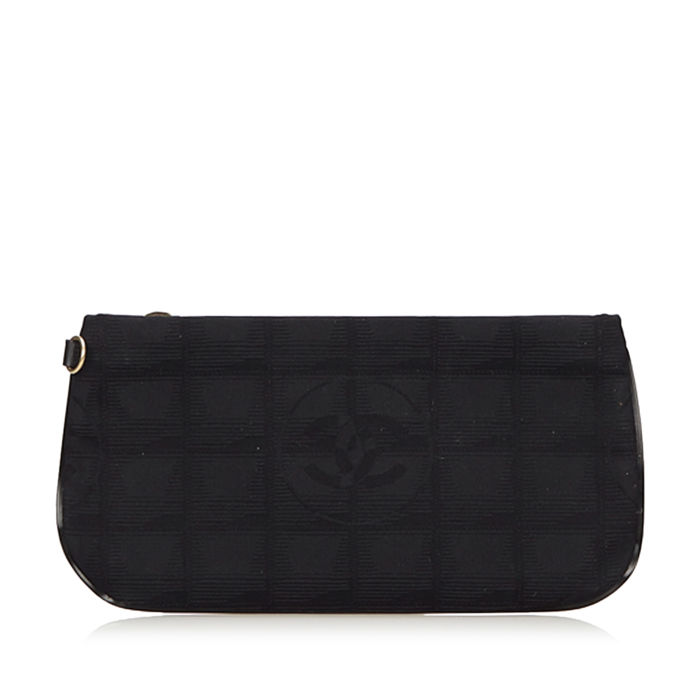 Chanel - New Travel Line Nylon Pouch