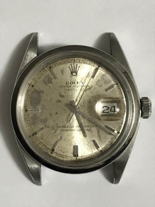 Rolex - Oyster Perpetual Datejust  - 1600 - 男士 - 1960-1969