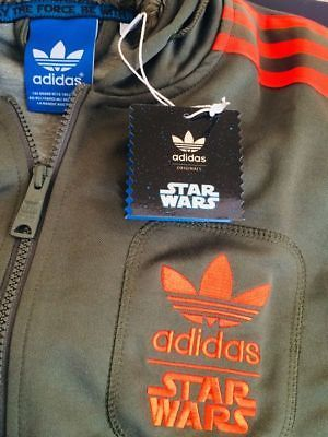 Adidas Originals Star Wars X Wing Hoodie Military Jacket