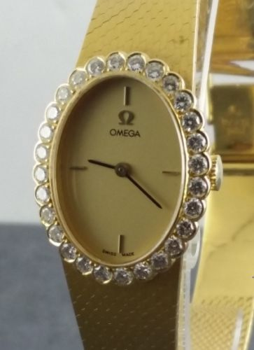 Omega -  28 Brillanten - Dames - 1990-1999