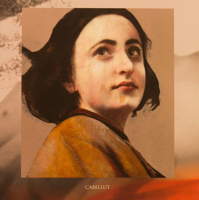 Signed; Lita Cabellut - Portraits of Human Knowledge - 2012