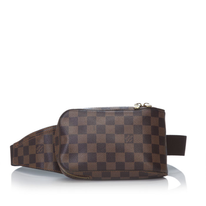 Louis Vuitton - Damier Ebene Geronimos