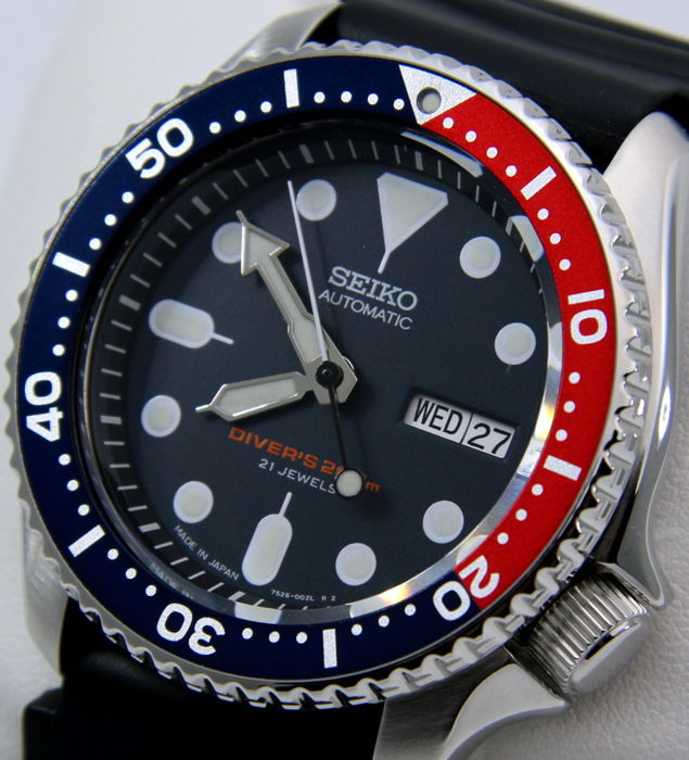 Seiko - Scuba Automatic Diver's 200m Made in Japan - New - Heren - 2018